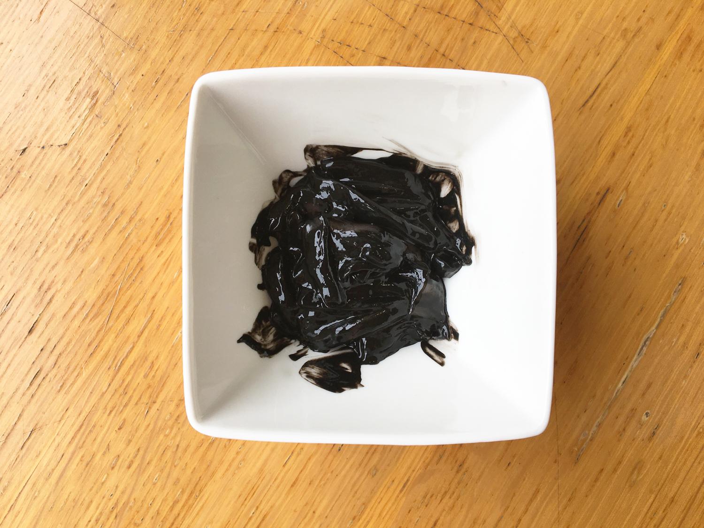 黒造りちょうどいい食べきりサイズ