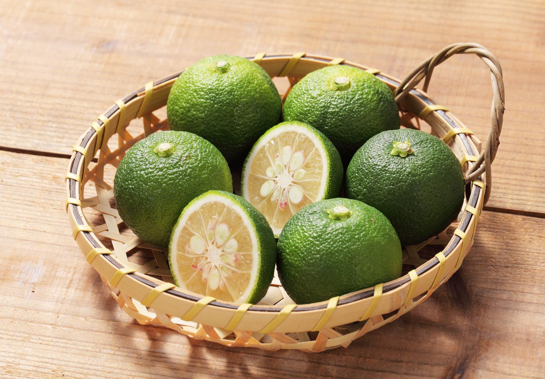柚子糀塩辛柚子
